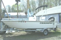 Guilford CT New and Pre owned Used Boat Sales - Triumph